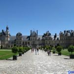 Экскурсии во Франции — Замок Фонтебло